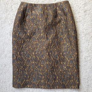 Allen By Allen Schwartz Pencil Skirt Size 6